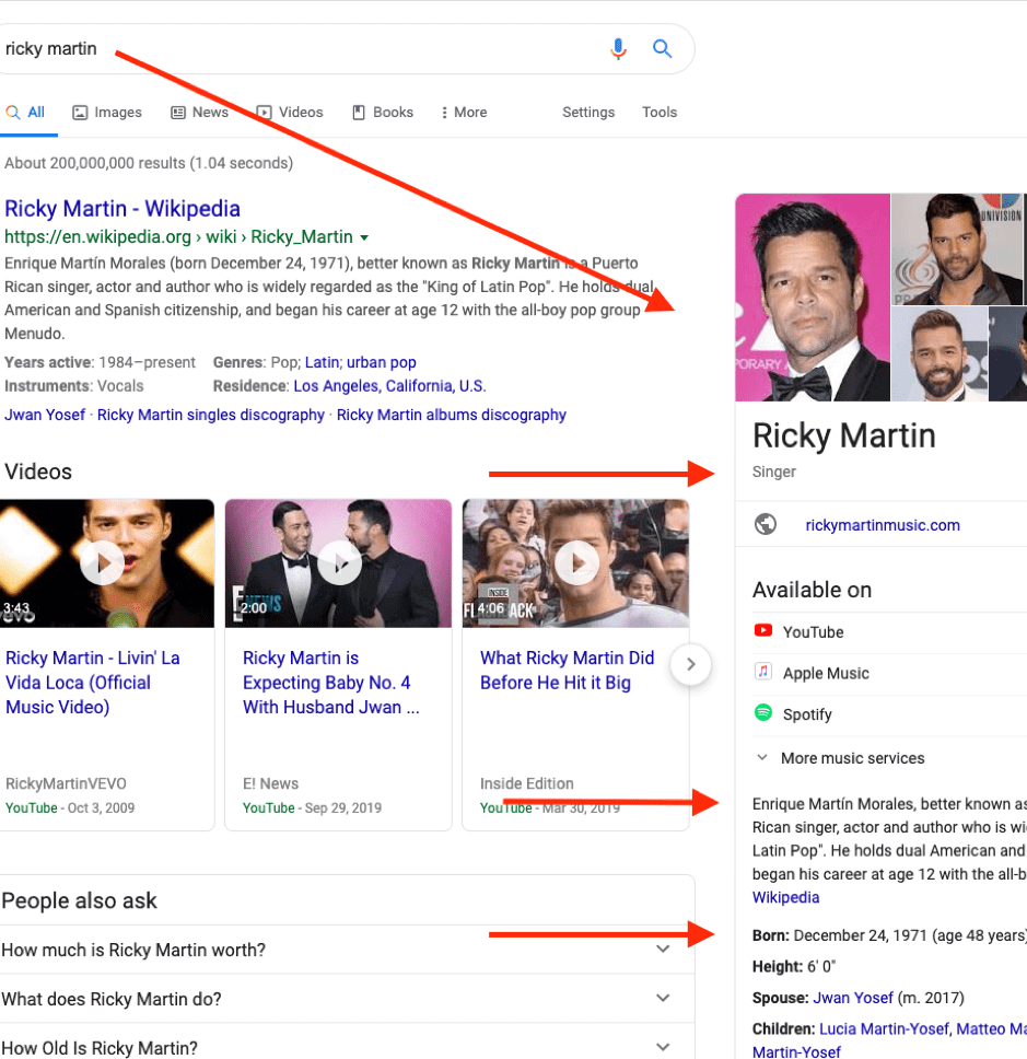 How and Why to Claim, Create and Control your Google Knowledge Panel