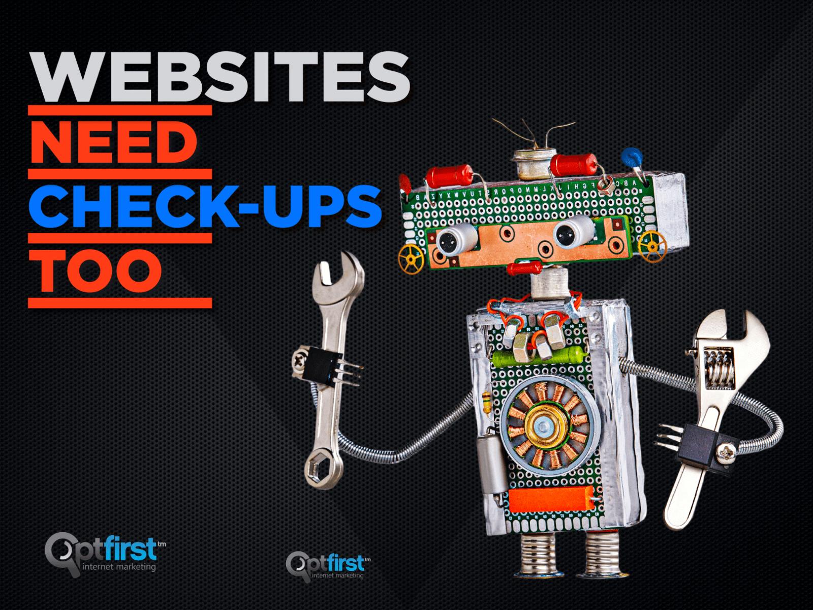 Website Check-Up