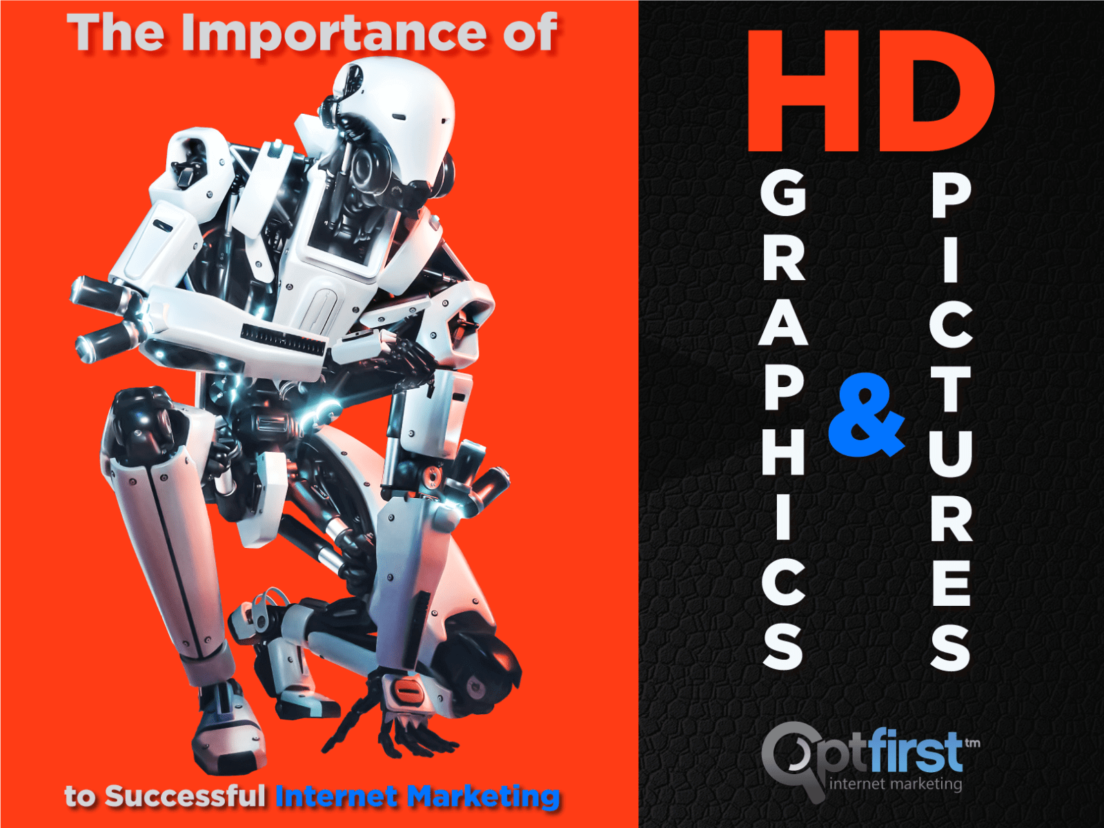 The Importance of Hi-Def Graphics and Pictures to Successful Internet Marketing