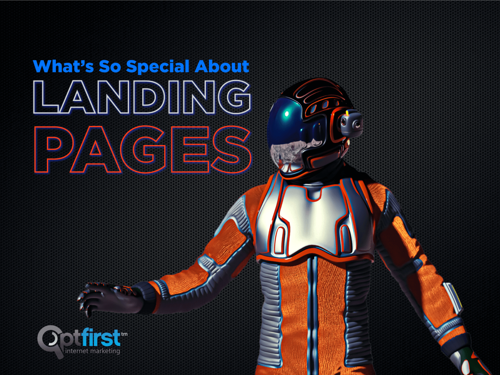 What's So Special About Landing Pages?