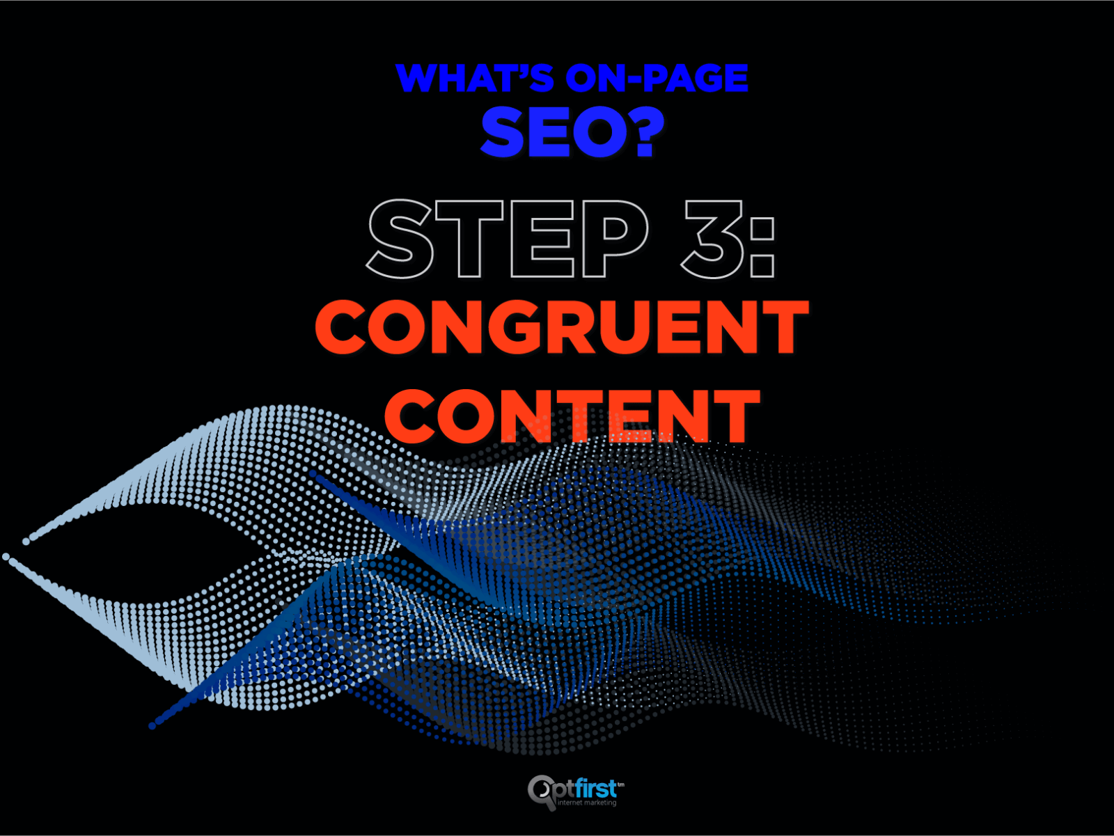 8-Point On-Page SEO Plan, Step 3: Congruent Content