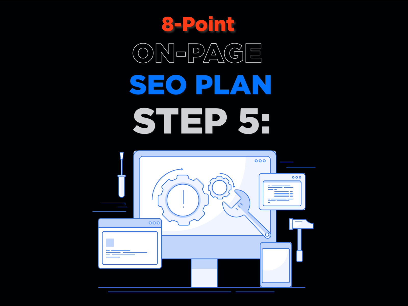 8-Point On-Page SEO Plan, Step 5: 24/7