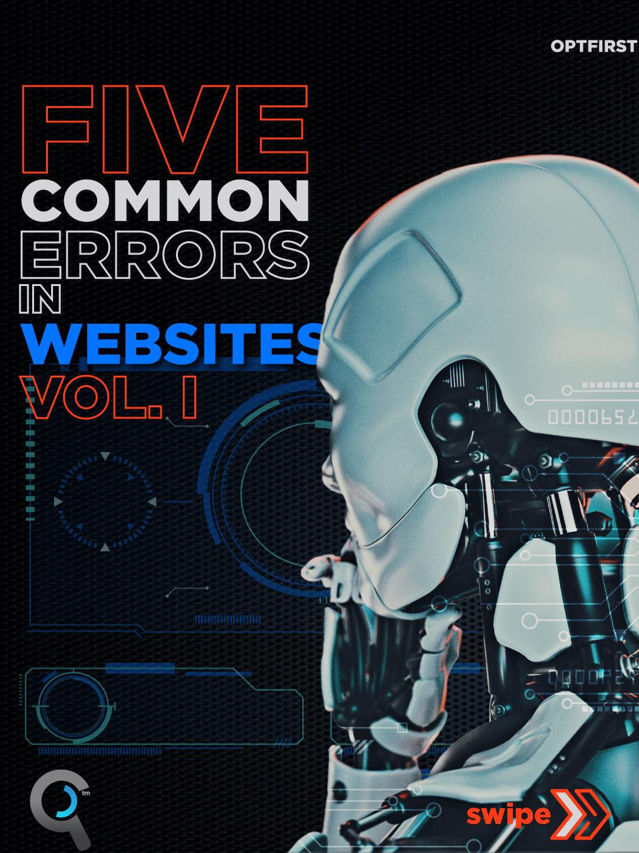 Common Errors in Websites
