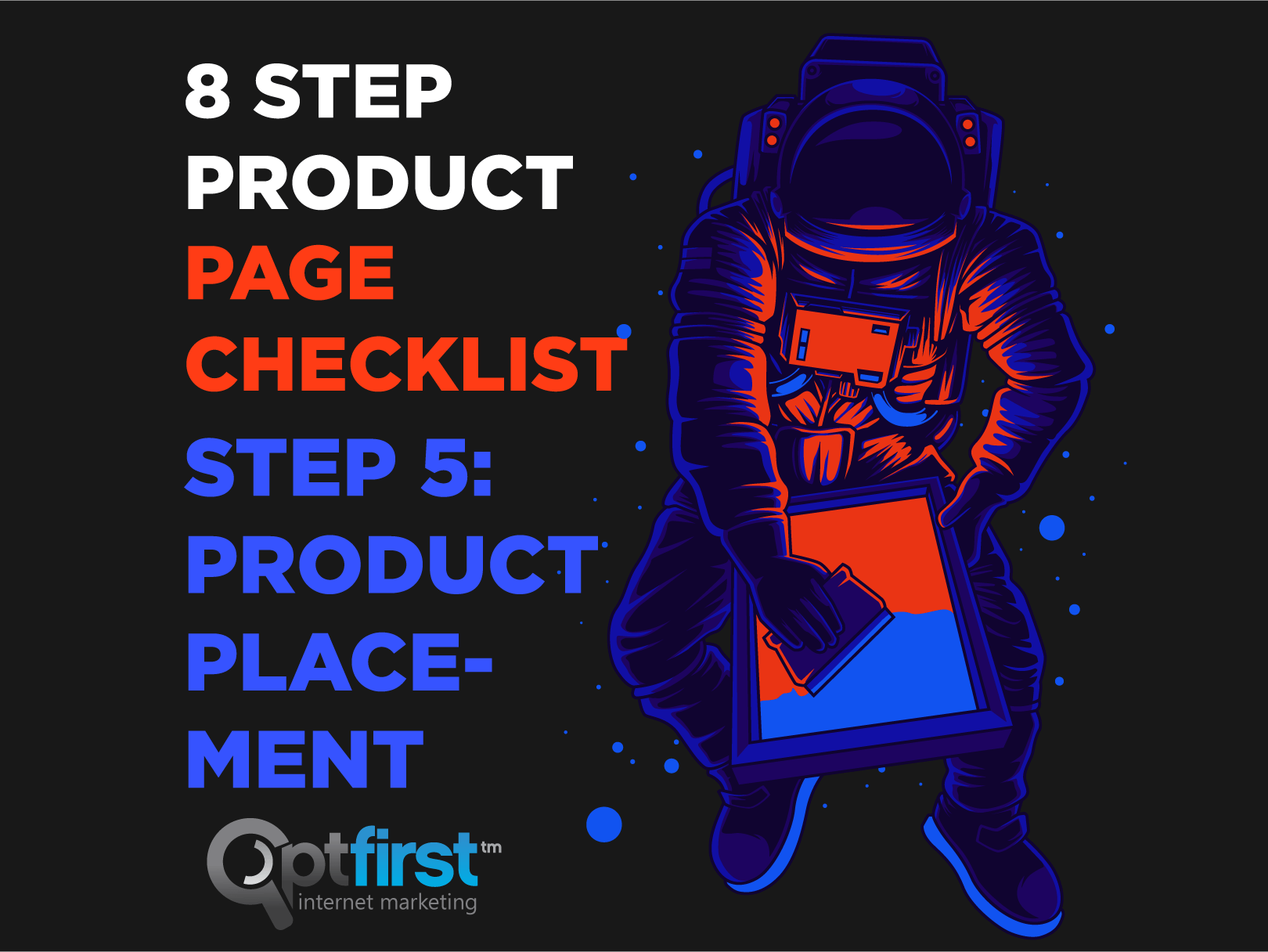 8 Step Product Page Checklist – Step 5: Product Placement