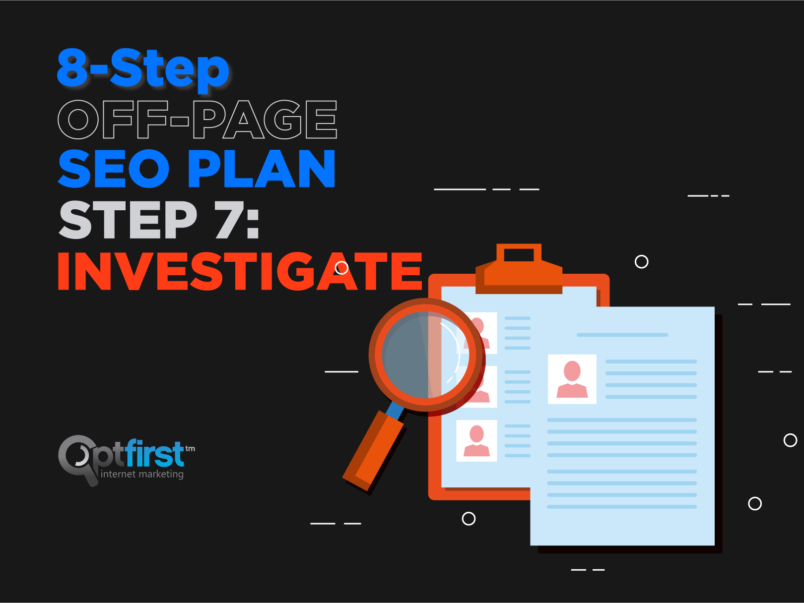 8-Step Off-Page SEO Plan