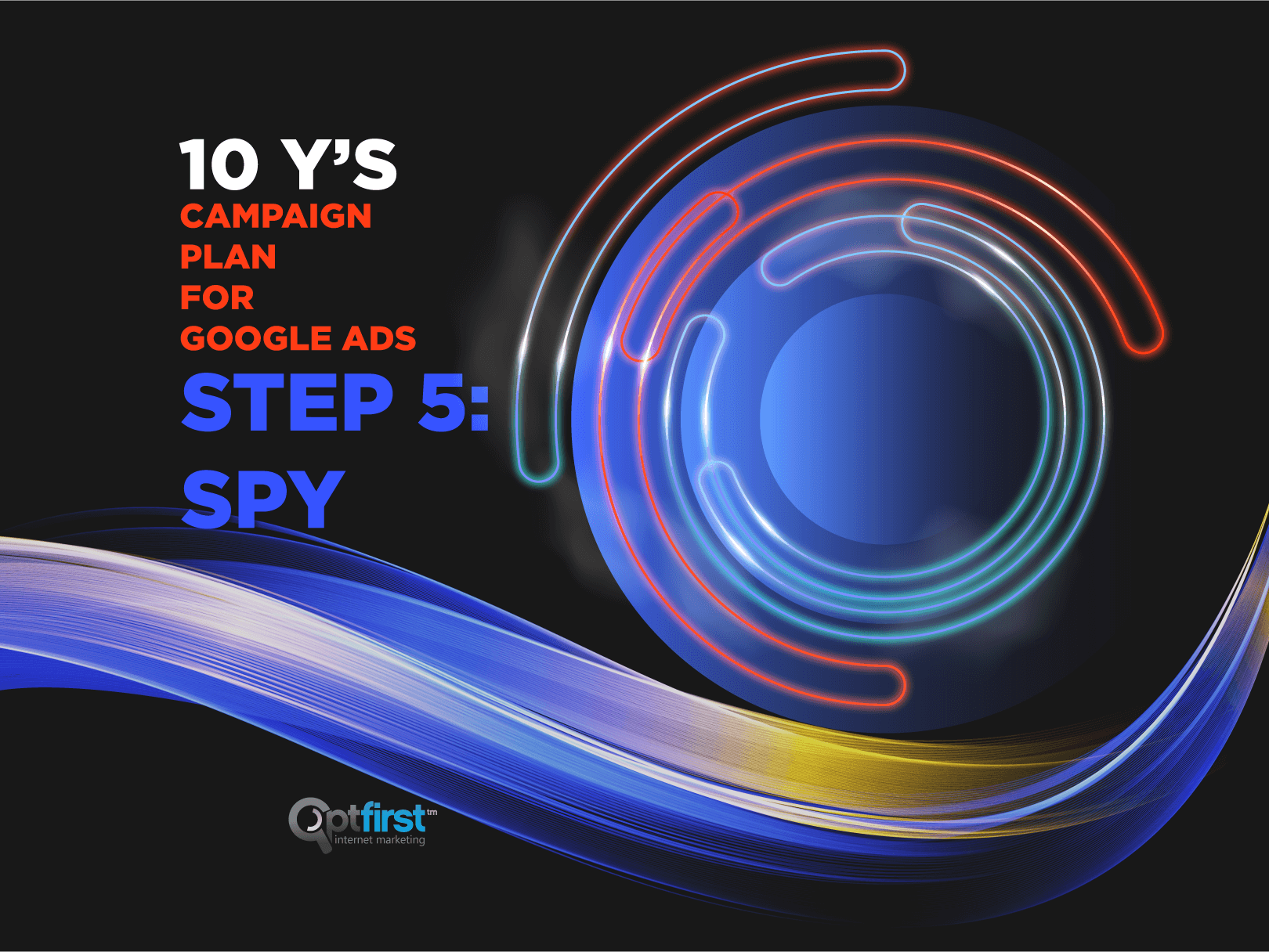 SEM Campaigns: 10 Y's Campaign Plan for Google Ads – Step 5: Spy