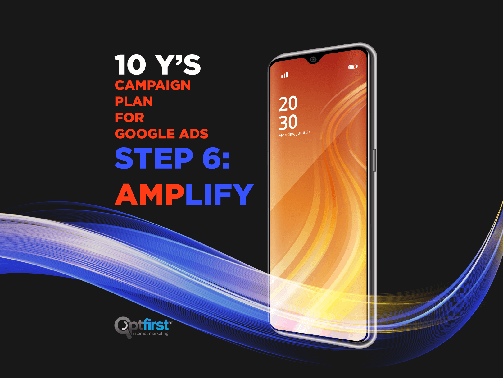 SEM Campaigns: 10 Y's Campaign Plan for Google Ads – Step 6: AMPlify
