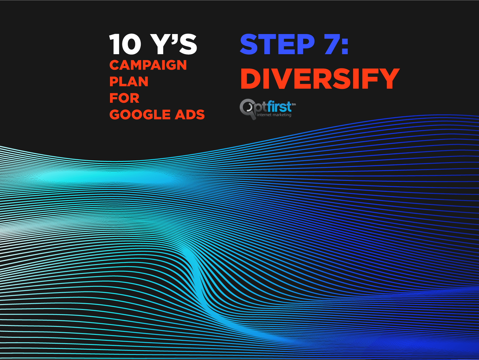 SEM Campaigns: 10 Y's Campaign Plan for Google Ads – Step 7: Diversify