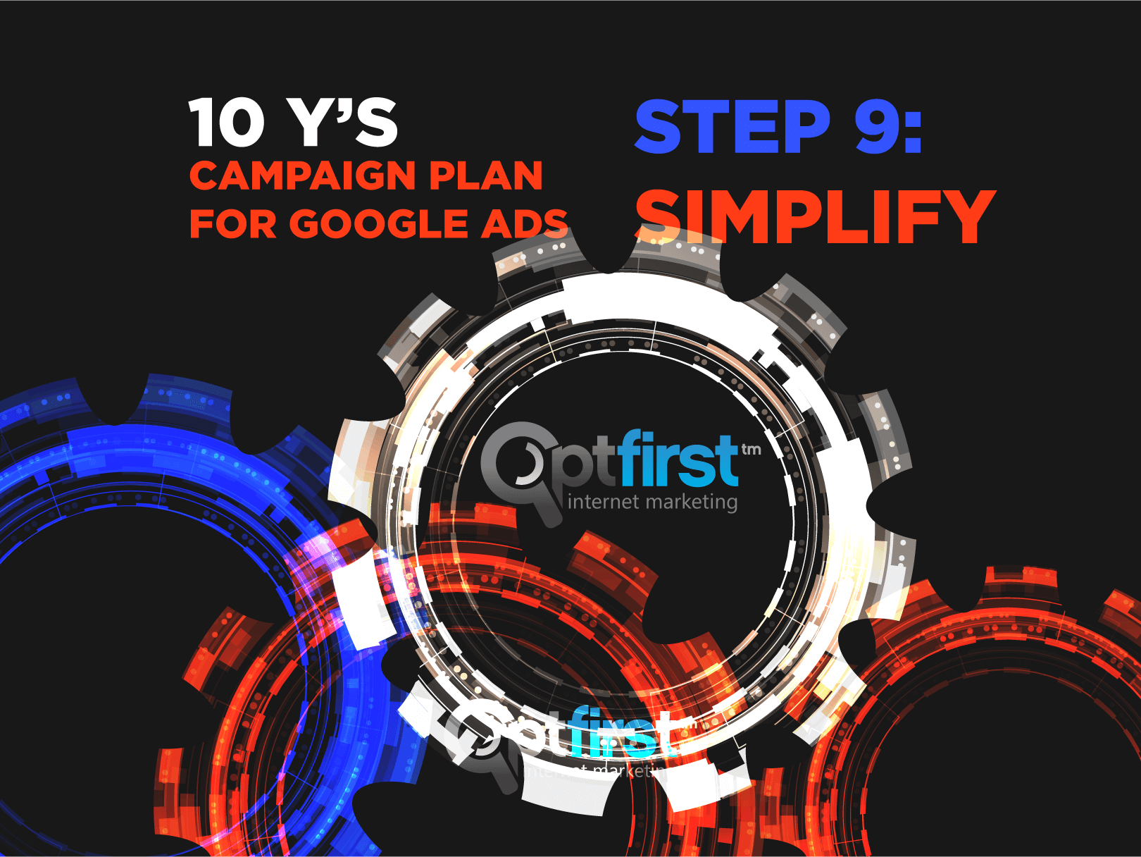 SEM Campaigns: 10 Y's Campaign Plan for Google Ads – Step 9: Simplify