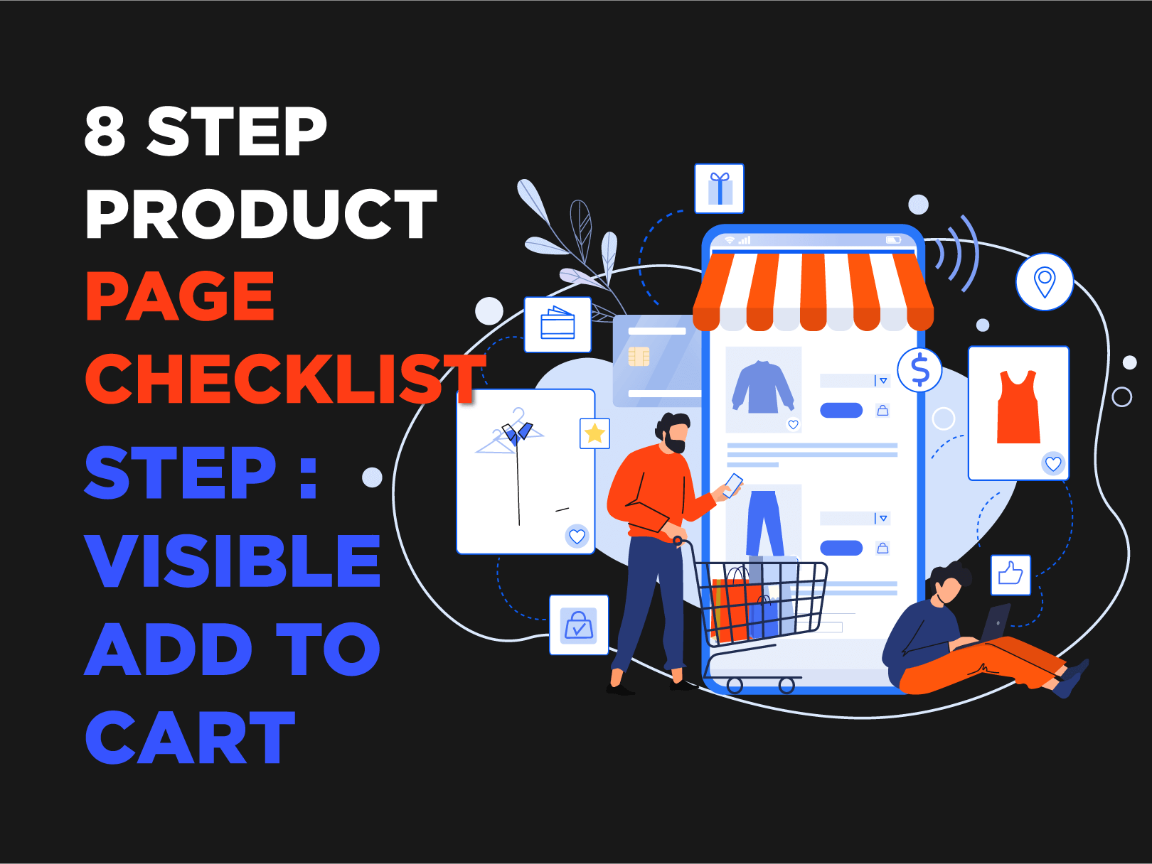 8 Step Product Page Checklist – Step 6: Visible Add to Cart