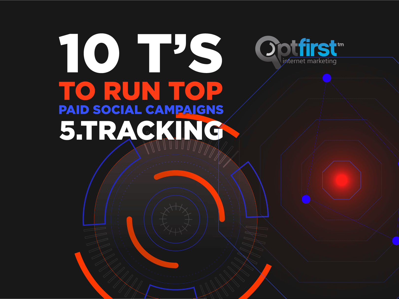 10 T's to Run Top Paid Social Campaigns, Step 5: Tracking