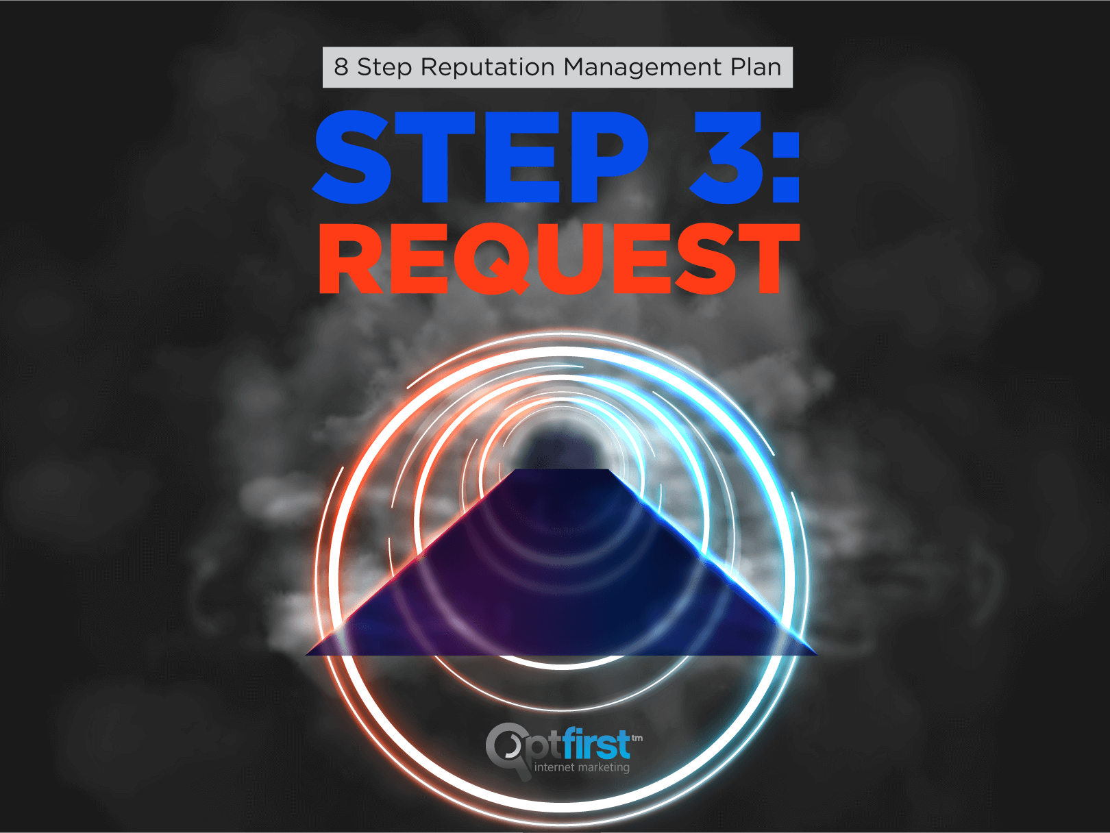 8 Step Reputation Management Plan – Step 3: Request