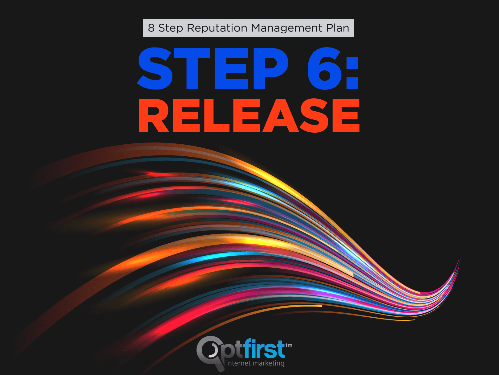 8 Step Reputation Management Plan Step 6: Release