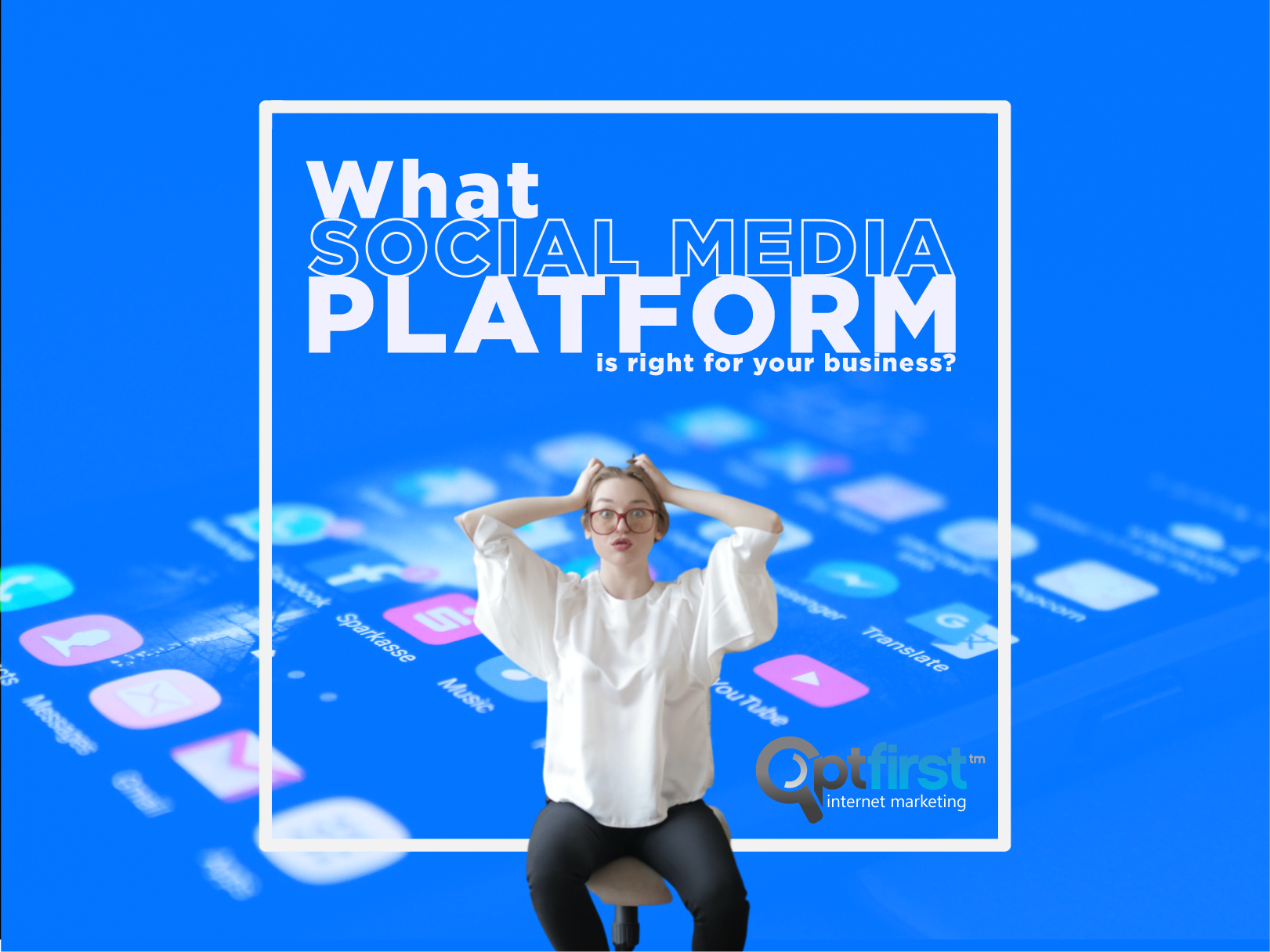 What social media platform is right for your business?
