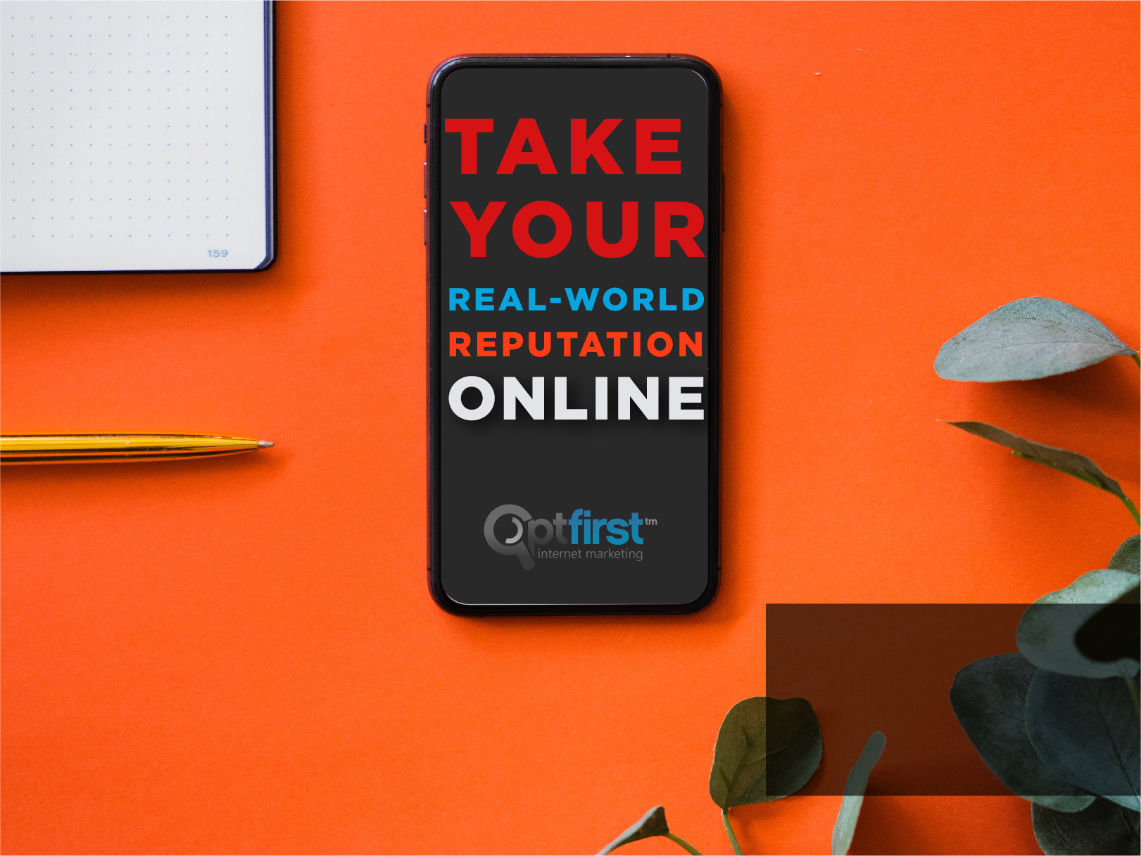 Take Your Real-World Reputation Online