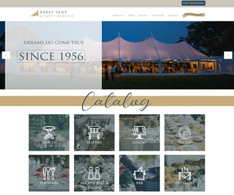 Abbey Tent